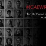 #ICAEWROAR Top Online UK Influencers: Accountancy